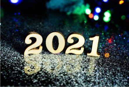 O aguardado 2021